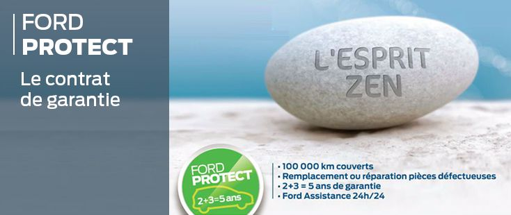 Contrat Ford Protect Gap Automotive Aquitaine Brive, Cahors, Libourne, Tulle