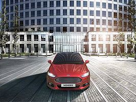 La nouvelle Ford Mondeo : Information Presse