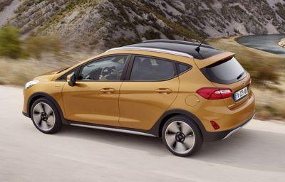 Vous aussi craquez pour la gamme Active Crossover Ford !