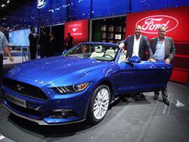 Nouvelle concession Ford: le pari de deux amis