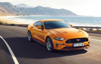 Lancement de la Nouvelle Ford Mustang à la Convention Mustang Athletics Arena