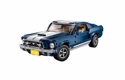 La légendaire Ford Mustang 1967 renaît en LEGO®