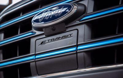 100% électrique, services connectés et capacité inédite : le Ford E-Transit va électriser l'avenir des entreprises