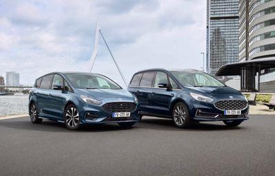 Les nouveaux Ford S-MAX et Galaxy passent à l'hybride