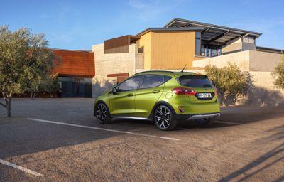 Ford présente sa première Fiesta à hybridation légère, plus efficiente et technologique que jamais