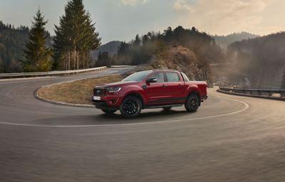 Ford ajoute deux nouvelles éditions limitées exclusives Stormtrak et Wolftrak à la gamme Ranger