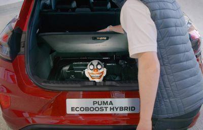 MegaBox : le coffre du Puma se transforme en cachette de l'horreur pour Halloween