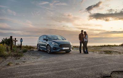 Les nouveaux Ford S-MAX et Galaxy deviennent plus connectés, plus élégants et plus confortables