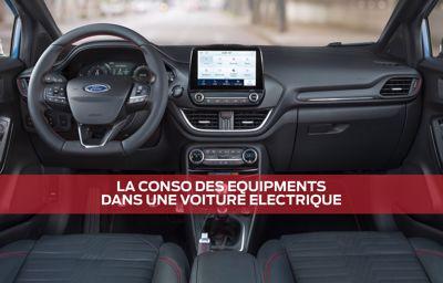Voiture électrique : à quel point  l'autonomie est affectée de l'usage de équipements?
