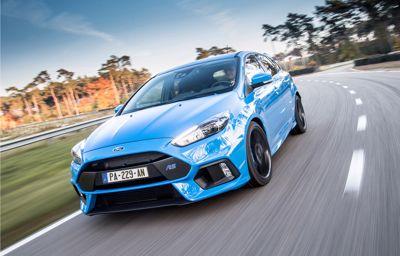 Ford dévoile la nouvelle Focus RS Pack Performance