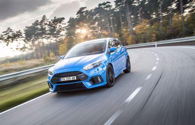 Ford augmente la production de ses modèles sportifs pour l'Europe et débute officiellement celle de la Focus RS