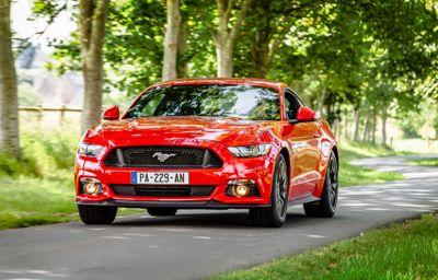 Ford Mustang, le coupé sportif le plus vendu au monde