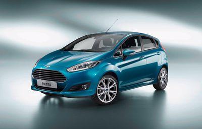 La Ford Fiesta reste la citadine préférée des européens