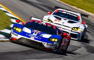 Equipe Ford 24h du Mans