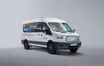 Concept Minibus 100% électrique : Ford s'attaque à l'impact de la climatisation sur l'autonomie des batteries