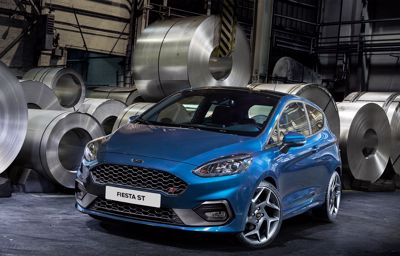 Ford dévoile la nouvelle Fiesta ST