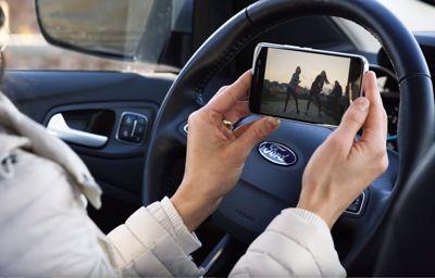 Hotspots Wi-Fi dans les véhicules Ford