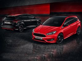 Focus Black and Red Edition