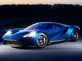 La nouvelle Ford GT magnétise les futurs ingénieurs auto !