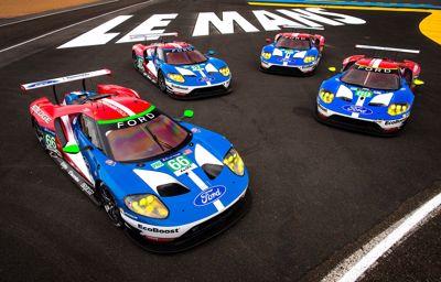 Le double challenge de Ford aux 24 Heures du Mans