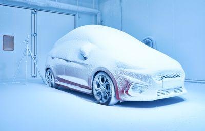 Innovation : Ford fait désormais la pluie et le beau temps dans son usine météo
