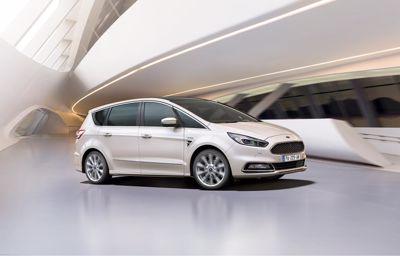 Nouvelles motorisations, nouvelle boîte automatique et nouvelles aides à la conduite pour les Ford S-MAX et Galaxy