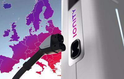 IONITY, consortium pour un réseau de recharge ultra-rapide des véhicules électriques.