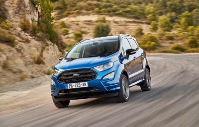 Nouveau SUV Ford EcoSport à partir de 18 900 euros