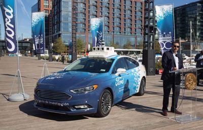 5 expérimentations pour démontrer le potentiel des véhicules autonomes au quotidien