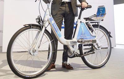 Lancement d'un service de vélopartage en Europe par Ford
