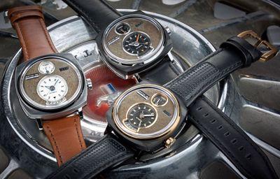 REC P-51, la montre conçue à partir d'anciennes Ford Mustang