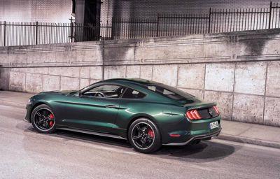 Nouvelle Mustang édition spéciale Bullitt™, nouveau Ford Edge ST et nouveau Ranger : les 3 annonces Ford à retenir du Salon de Detroit