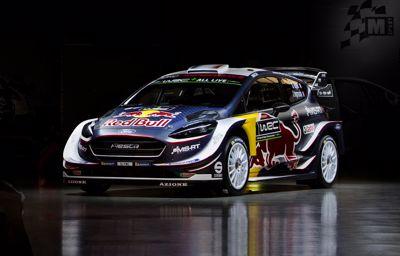 Ford étend son engagement en WRC : Ford Performance va soutenir l'équipe M-Sport en 2018