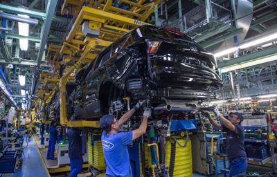 Usine Ford Valence : 750 millions d'euros d'investissement pour le prochain Kuga