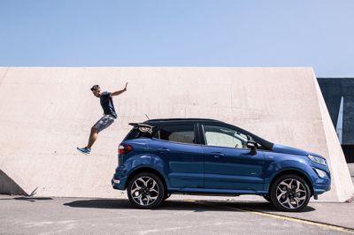 Laissez-vous séduire par ce nouveau model SUV Ford EcoSport