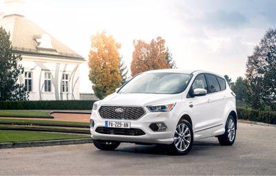 Sondage : les Français prêts à adopter le Superéthanol-E85, Ford répond en lançant le SUV Kuga Flexifuel