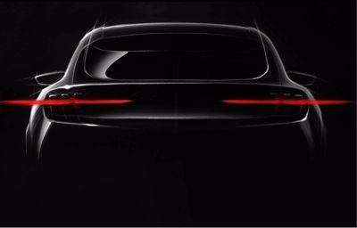 Le futur SUV Ford 100% électrique se dévoile un peu plus