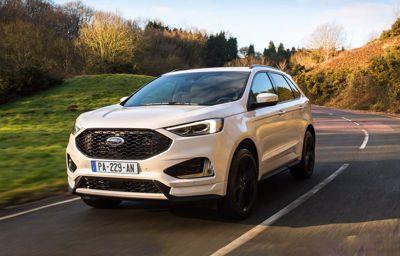 Voici le nouveau Edge, le SUV Ford le plus technologiquement avancé