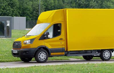 Ford et Deutsche Post DHL Group : 2 500 fourgons 100% électriques