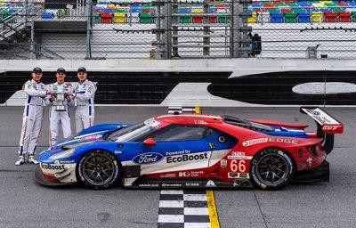 24h de Daytona : Victoire de Bourdais