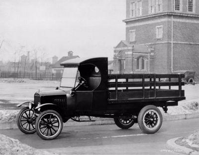 Pionnier des utilitaires : 100 ans que Ford à lancé le Ford TT
