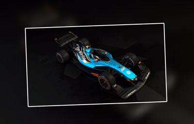 L'équipe eSport Fordzilla va participer à une toute nouvelle compétition, la V 10-R League