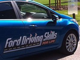 Ford Driving Skills Ford Life : Ford investit 2,6 millions d'euros en Europe