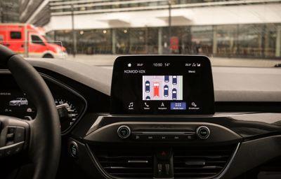 **eCall Plus** : la technologie Ford qui facilite l'arrivée des secours sur un accident