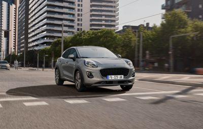 Pour son lancement, le tout nouveau Ford Puma sera proposé en finitions haut de gamme et motorisations hybrides