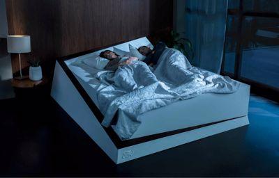 Ford présente le Smart Bed, la solution idéale pour les dormeurs trop envahissants