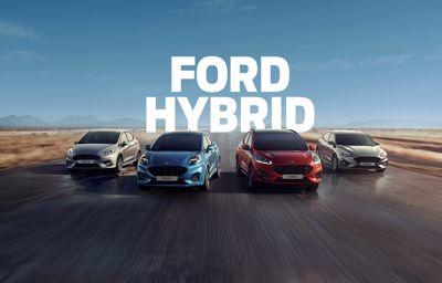 Ford n°2 des ventes de véhicules hybrides en France au mois de novembre : l'électrification est en marche