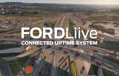 Ford annonce FORDLiive : un nouvel outil pour optimiser l'après-vente des véhicules utilitaires et la productivité des entreprises