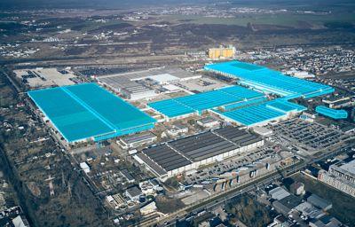 Ford va produire un nouvel utilitaire léger en Roumanie en 2023, ainsi qu'une déclinaison 100% électrique dès 2024