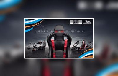 Fordzilla s'associe à la marque de simulateurs de course Next Level Racing
